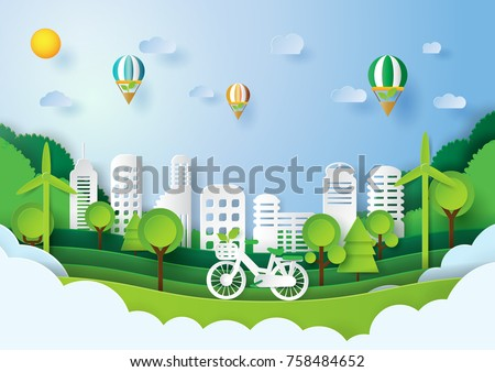 green energy concept design