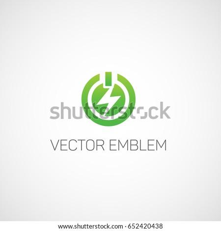 Green Energy logo.