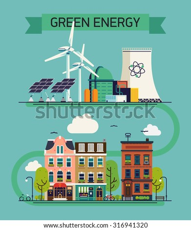 green environment and ecosystem