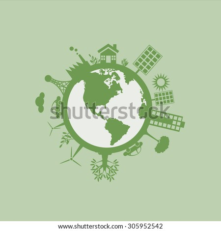 green environment sustainable