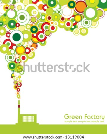 Green Factory poster