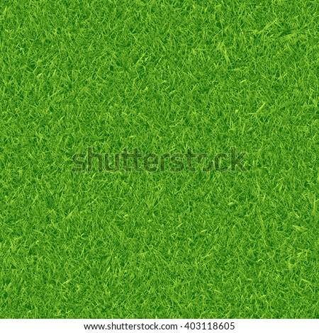 Green grass texture vector background - Shutterstock ID 403118605