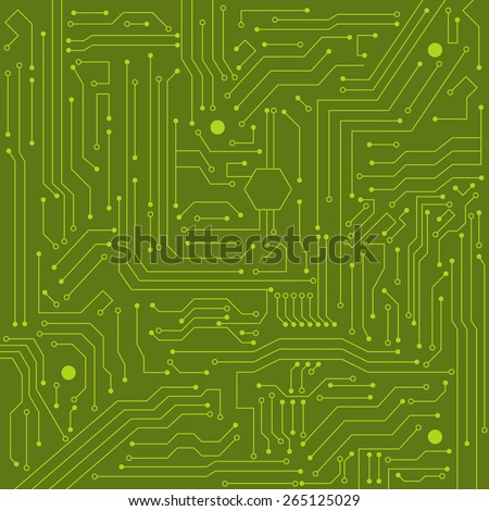 green integrated circuit