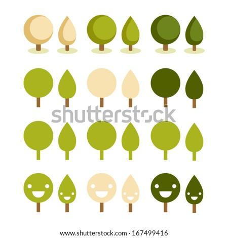 Green Life Pattern