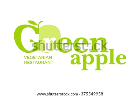 green logo with word green