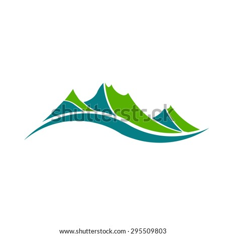 green mountains logo