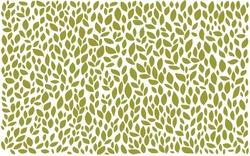 green on white natural nature leaves vegan vegetarian pattern background