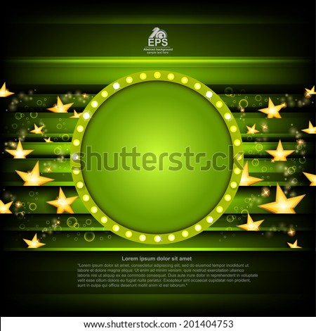 green poker background with