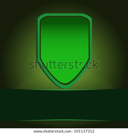 Green protection shield