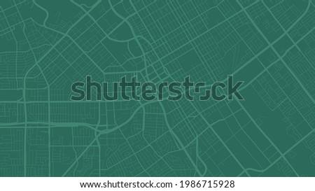 green san jose city area vector