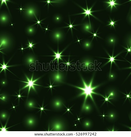 green seamless background with