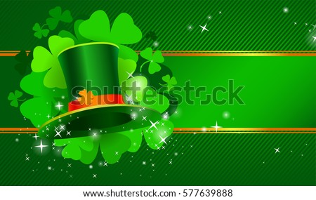 green st patrick's day