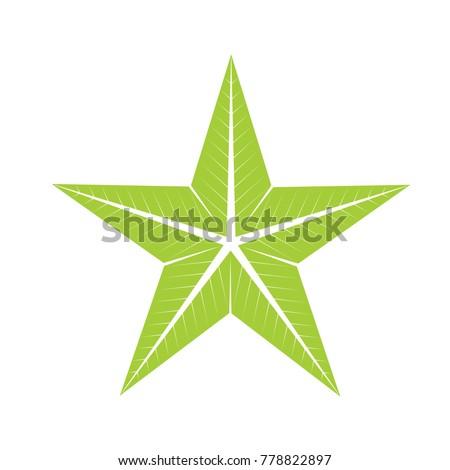 green star design