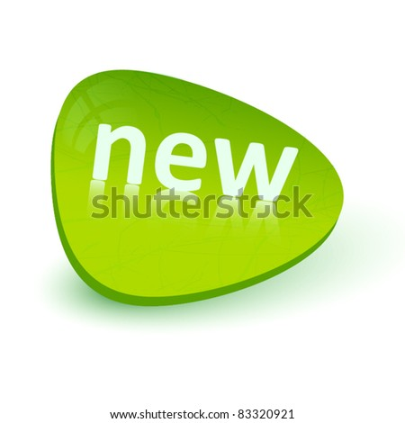 Green sticker -new