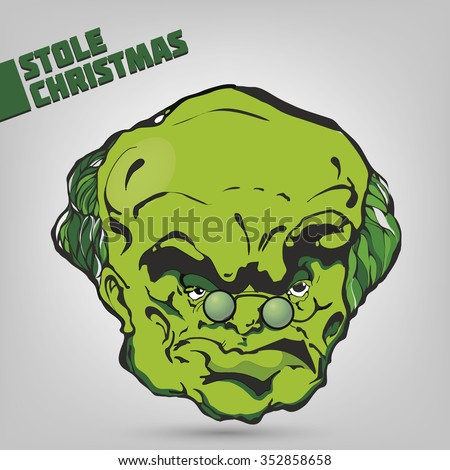 green stole christmas