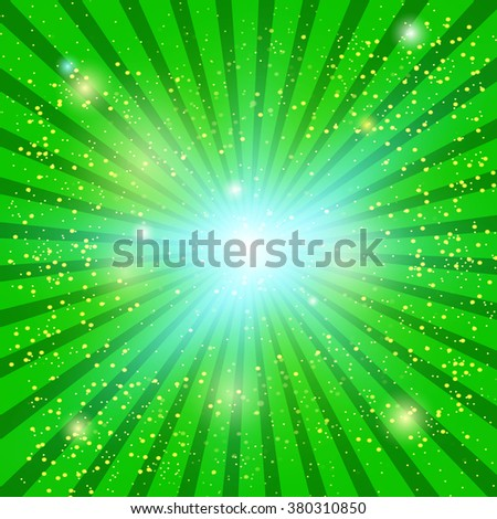 green texture background with