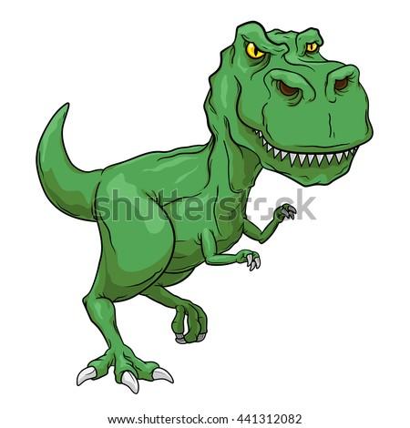 green tyrannosaurus rex  t rex