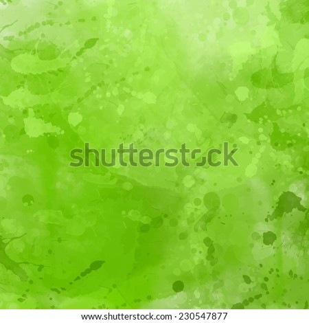 green vector background with