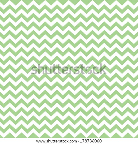 stock-vector-green-vintage-card-zigzag-chevron-design