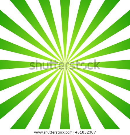 green white sunbeam background