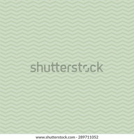 Green zigzag background - Vector