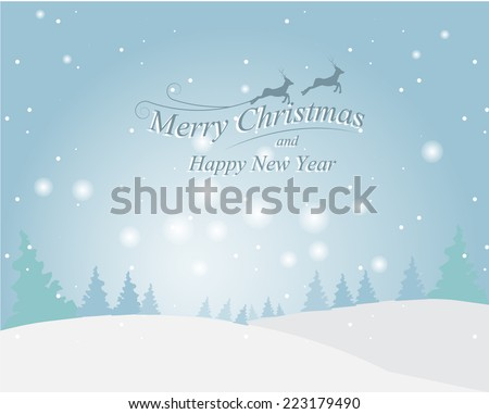 greeting card  christmas and
