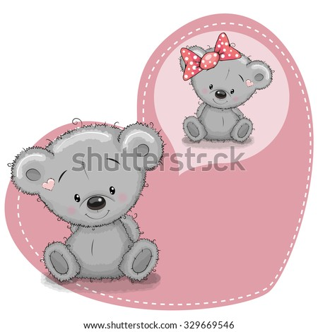 greeting card cute cartoon