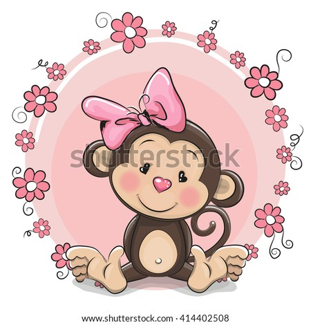 greeting card cute cartoon