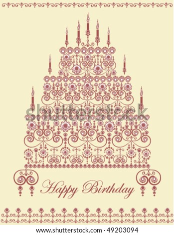 Birthday Cake Images New Style : Pin Styles Please Select Birthday Cakes Wedding What S New ...