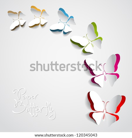 Valentines day greeting card free vector graphics all free web greeting card with paper m4hsunfo