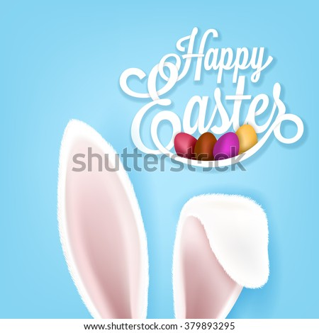greeting card with with white