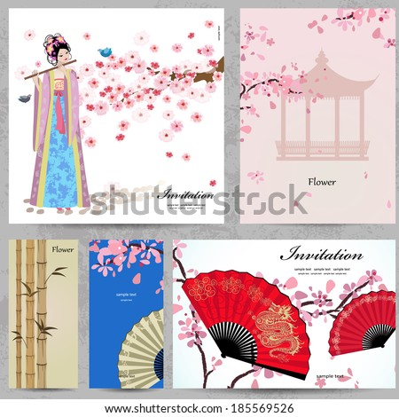 greeting cards beautiful women