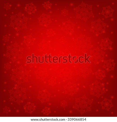 greeting red background for