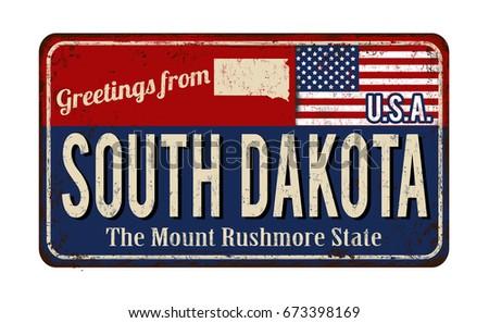 greetings fom south dakota...