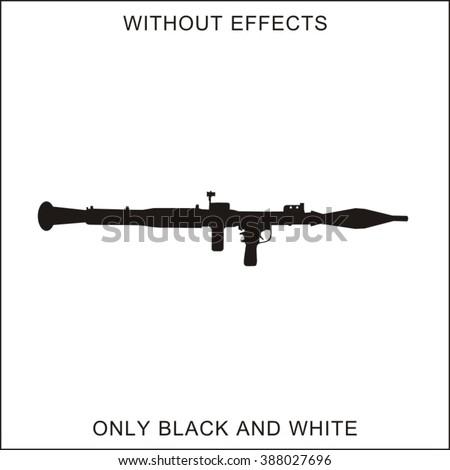 grenade launcher black