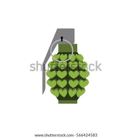download peace grenade wallpaper 240x320 wallpoper 63611