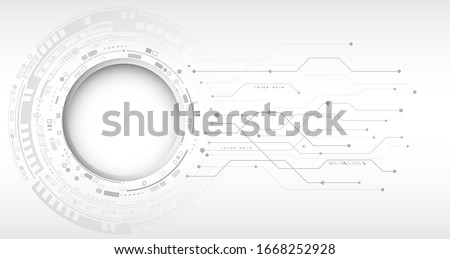 grey background with various