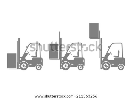 Vector loader Truck Icon - Download Free Vector Art, Stock