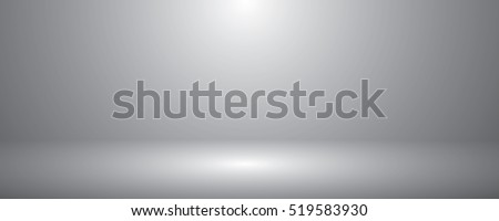 grey gradient abstract. panoramic background or studio with blank space
