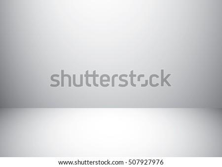 grey gradient abstract room