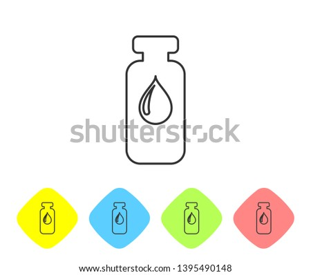 Ampoule Icon Vector Set - Download Free Vector Art, Stock Graphics