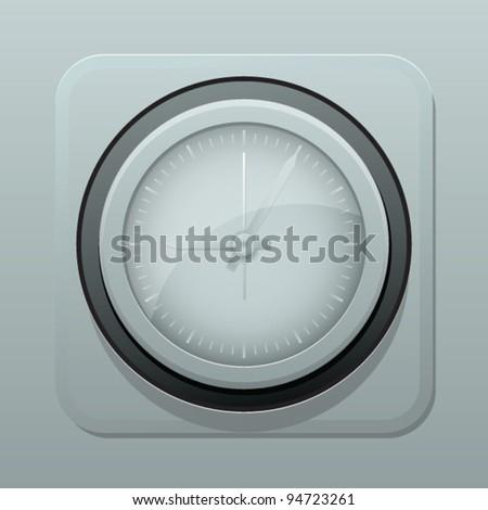 Grey timer