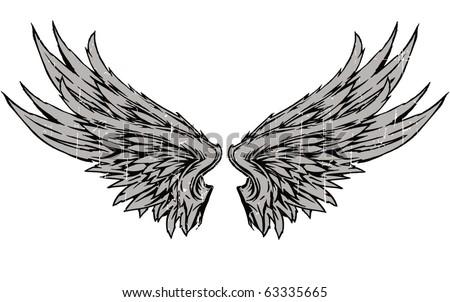 grey wings