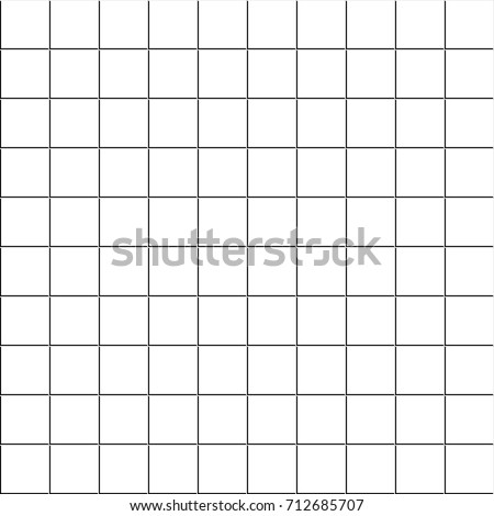 Grid line with small gap in the corner. Background editable can use for wallpaper, patter and tile texture. Seamless vector without border.