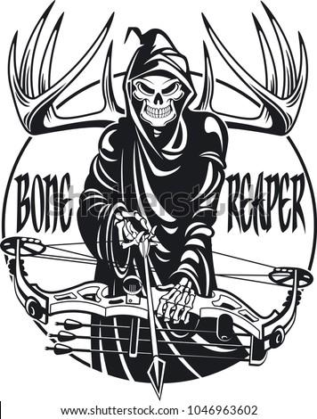grim reaper bow hunting