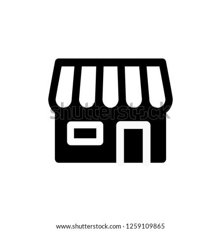 Grocery icon,vector illustration. Flat design style. vector grocery icon illustration isolated on White background, grocery icon Eps10. grocery icons graphic design vector symbols.
