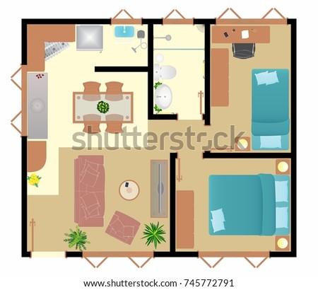 Ground floor popular house