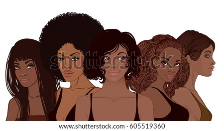 group of african american
