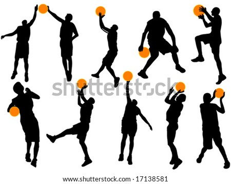 Sa netball players in action