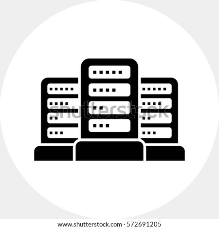 group of servers